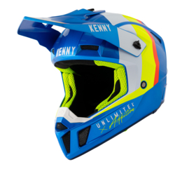 Kenny Performance Helm Candy Blue 2021
