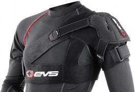 EVS SB04 Shoulder Brace Black - S