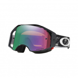 Oakley Airbrake Jet Black Speed Prizm Jade