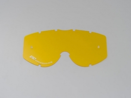 Progrip Yellow Tear Off Lens