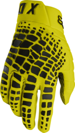 Fox 360 Grav Glove Yellow 2018