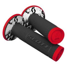 Scott Dual Layer SX II Grip Red