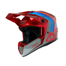 Kenny Track Helm Victory Burgundy 2020