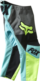 Fox 180 Trice Pant Teal PeeWee 2022