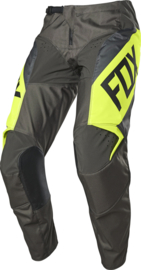 Fox 180 REVN Pant Fluo Yellow 2021