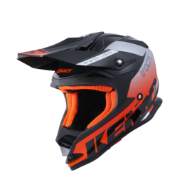 Kenny Track Junior Helm Orange 2022