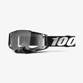 100% Armega Goggle Black