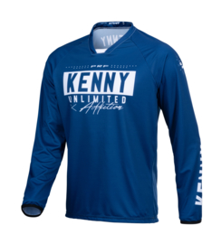 Kenny Performance Jersey Race Navy 2021