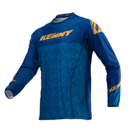 Kenny Titanium Jersey Gold Heather Blue 2019