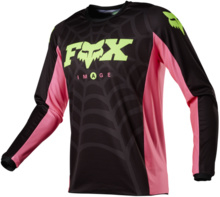 Fox 180 Jersey Venin Black 2020 SE
