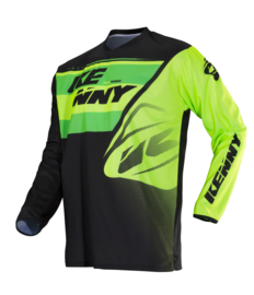 Kenny Track Jersey Youth Lime 2018