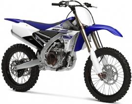 Yamaha YZ450F Replica 1:6