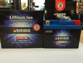 Lithium Ion Shido Accu