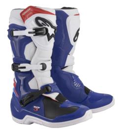 Alpinestars Tech 3 Boots Blue White Red