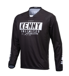 Kenny Performance Jersey Race Black 2021
