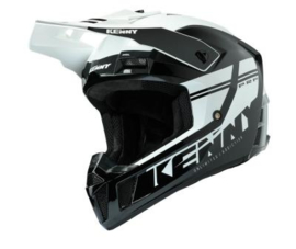 Kenny Performance PRF Helm Black White 2020
