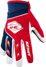 Kenny Track Glove Red Navy 2018