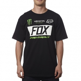 Fox Monster Energie Pro Circuit Paddock Kleding