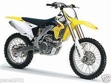 Suzuki RMZ 450 Replica 1:6