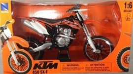 KTM 450 Sx-f Replica 1:6