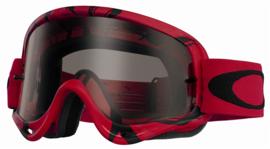 Oakley O-Frame Imtimidator Red Black w/dark Lens