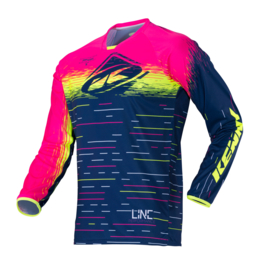 Kenny Performance Jersey Navy Lines 2018