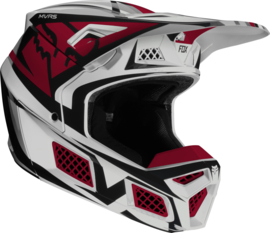 Fox V3 Idol Helmet Ece Light Grey  2020