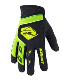 Kenny Track Glove Lime Black Kids 2018