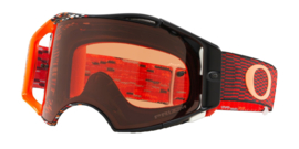 Oakley Airbrake Equaliser Red Orange Prizm Bronze