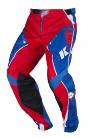 Kenny Track Pant Youth Blue Red 2017