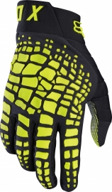 Fox 360 Grav Glove Black Yellow