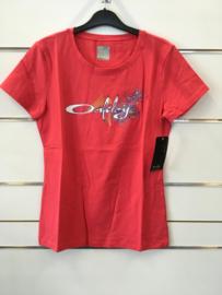 Oakley Graffiti Pink T-shirt