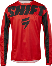 Shift White Label Jersey York Red
