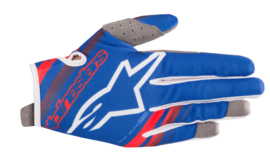 Alpinestars Radar Glove Blue Red White 2019