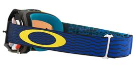Oakley Airbrake Equaliser Blue Yellow Prizm Sapphire
