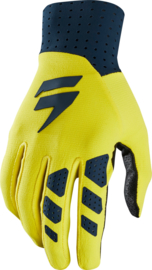 Shift Blue Label LE Risen Gloves Navy Yellow 2018