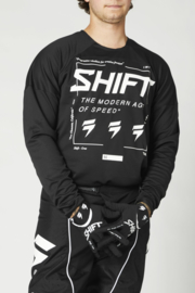 Shift White Label Bliss Jersey Black White 2021