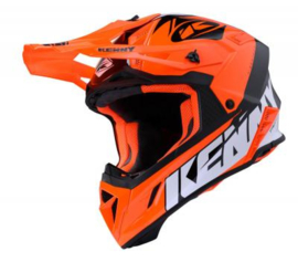 Kenny Trophy Helm Neon Orange 2020