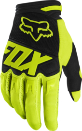 Fox Dirtpaw Glove Fluor Yellow 2020