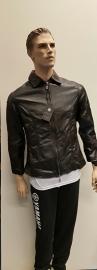 Italian Leather Jacket Mt. XL