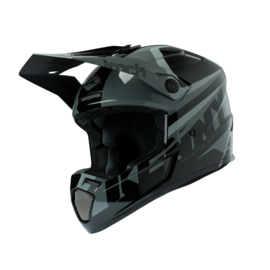 Kenny Track Helm Focus Black 2020