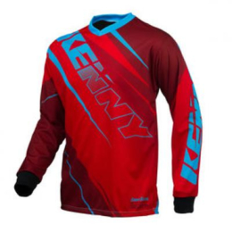 Kenny Track Jersey Red 2016