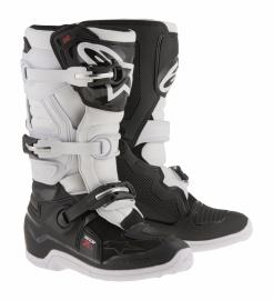 Alpinestars Tech 7S Boots Zwart Wit
