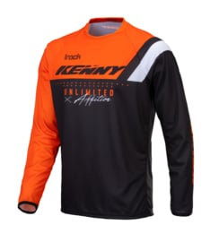 Kenny Track Jersey Kids Orange 2021