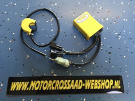 Vortex CDI met Map Switch Honda CR250F 04-05