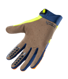 Kenny Track Glove Kids Orange Navy Neon Yellow 2021