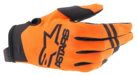 Alpinestars Youth Radar Glove Orange Black 2021