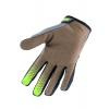 Kenny Track Glove Grey Lime 2020