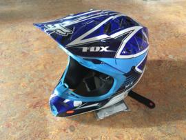 Fox V3 Blue