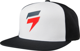 Shift Corp Trucker Snapback White
